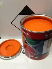 Ausa Dump Truck Orange Paint Endurance Enamel Paint 1 Litre Tin