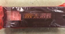 Wb27T10423 General Electric brands Electronic Range Control. New