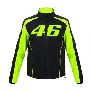 Jacket waterproof VR46 The BLACK collection Valentino Rossi Located in USA