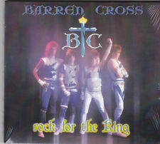 BARREN CROSS - Rock for the King (NEW*US WHITE METAL*REMAST.*HOLY SOLDIER*MAIDEN