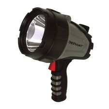 BRAND NEW!  HANDHELD DEFIANT RECHARGEABLE SPOTLIGHT 380 LUMENS