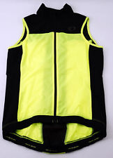 Pearl Izumi Men's P.R.O. Barrier Lite Cycling Vest Medium Sleeveless Yellow PRO