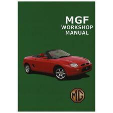 MGF Workshop Manual MGL3004