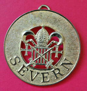 Severn Allied Masonic Degrees Past District Grand Officer jewel
