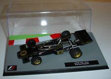 voiture miniature formule 1 Lotus 72D Fittipaldi 1/43 neuve