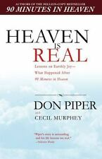 Heaven Is Real by Don Piper paperback book FREE SHIPPING 90 Minutes in Heaven