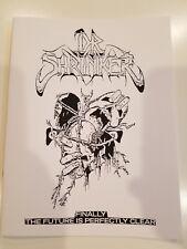 DR.SHRINKER die-hard 30-page zine/booklet (morbid saint, autopsy, impetigo)