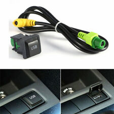 USB Switch AUX Cable Fit For  RCD510 RCD300`RNS315 MK5/6_T