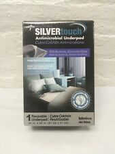 MEDLINE silver touch antimicrobial Bed UNDERPAD latexfree, reusable