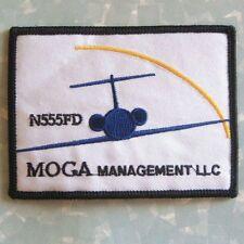 Moga Management LLC Patch - Cesna 560