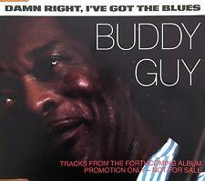 Buddy Guy Maxi CD Damn Right, I've Got The Blues - Promo - England (EX+/EX+)