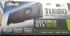 ASUS NVIDIA GeForce GTX 1070 8GB  USED