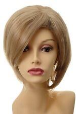 Toupet Haarteil Haarersatz Aufsatz groß lang Hell-Asch-Blond L056-22