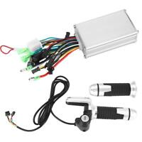 36-48V eBike Electric Bicycle Scooter Brushless Controller LCD Display Panel Kit