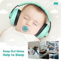 Mumba Baby Kids Earmuffs Hearing Protection Noise Cancelling Headphone Ear muffs