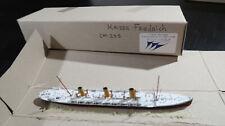 g 1:1250 Waterline CM 235 Kaiser Friedrich Ocean Liner Cruise Ship