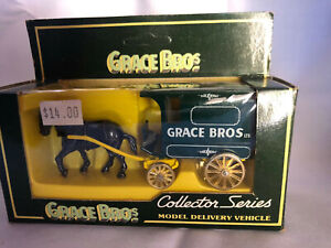 Grace Bros Collector Series - Horse Drawn Delivery Vehicle