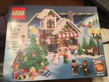 Lego Winter Toy Shop Set 10199 Factory Sealed Boxed NEW