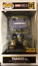 SOLD OUT Funko Pop Thanos With Throne #331 Hot Topic Marvel Comics Infinity Wars