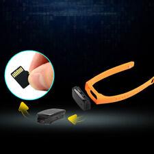 1080P Wristband Bracelet Spy Hidden Camera DigiCam Watch Video Recorder rubber