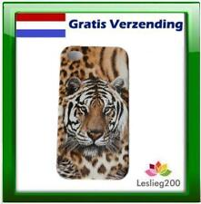 Iphone 4/4S hard cover tijger print