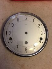 ENFIELD TAMBOUR WESTMINSTER CHIME CLOCK DIAL & BEZEL & GLASS