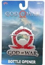 God of War Stainless Steel Bottle Opener - NEW! [Sony Playstation Video Game]
