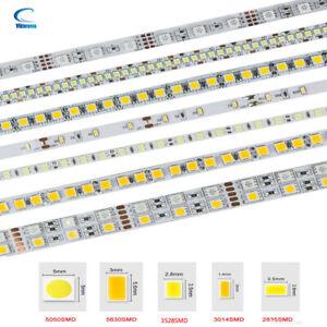 5M 600 LEDs Diode Ribbon Tape LAMP SMD 2835 3014 5050 5630 5054 LED Strip Light