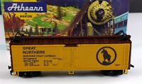 Athearn 5216 Great Northern 40' Wood Reefer Car WFEX 71034 HO Scale
