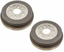 For Toyota Camry XLE SE Solara SE Pair Set of 2 Rear Brake Drums 230.6mm Brembo