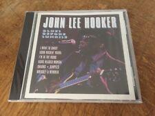 Rare Kaz Records UK Import 🇬🇧 John Lee Hooker Blues Before Sunrise TRT CD 210
