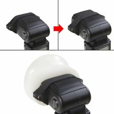 Selens Magnetic Flash Modifier Sphere Diffuser Bounce Rubber Band Kit