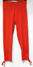 plus sz XS / 14 TS TAKING SHAPE Love Story Legging funky stretch light comfy NWT