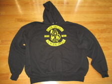 "BOSTON BRUINS ""Black & Gold T'll I'm Dead and Cold"" 3XL Hooded Sweatshirt NATION"