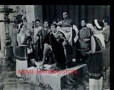 "Jay Robinson Demetrius And The Gladiators Original 7x9"" Photo #K8226"