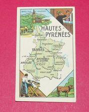 CHROMO CHICOREE BELLE JARDINIERE BERIOT YVRY 1931 HAUTES PYRENEES 65 TARBES