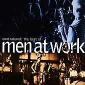 Contraband: The Best Of Men At Work by Men At Work (CD, Apr-1996, Columbia)