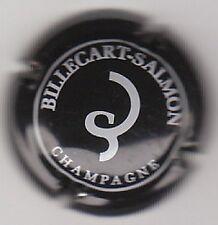 capsule de champagne BILLECART SALMON, noir et blanc