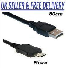 80cm Usb 2.0 Macho A Macho B Micro 5 Pin Cable Adaptador De Plomo