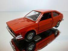 MEBETOYS A105 ALFA ROMEO ALFASUD SPRINT -  RED 1:43 - GOOD CONDITION