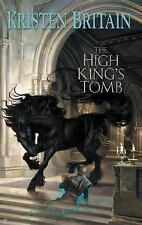 Green Rider #3: The High King's Tomb - Acceptable - Britain, Kristen - Hardcover