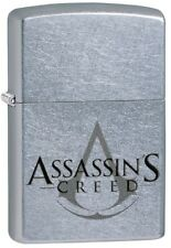 Lighter Zippo Assassins Creed Logo