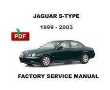 automotive pdf manual ebay stores rh ebay com Jaguar S Type Repair Manual PDF 2001 jaguar s type repair manual free download