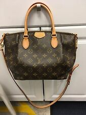 AUTHENTIC LOUIS VUITTON Monogram Turenne PM/ M48813 Made In France w/ Receipt
