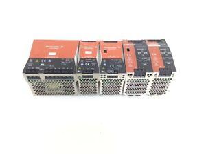 5er Set Weidmüller Connect Power div zB 8708680000 CP SNT 250W 24V 10A