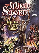 The Magic Sword (DVD, 2003) NEW