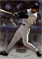 2005 Fleer Platinum Finish #68 Hideki Matsui /199 - NM-MT