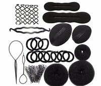 Fashion Women Magic Braiders Hair Twist Styling Clip Stick Bun Maker Braid Tool