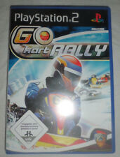 Go Kart rally para PlayStation 2 (Phoenix, 2007, DVD Box)