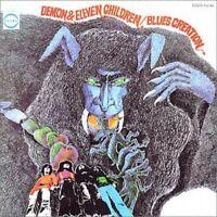 BLUES CREATION DEMON & ELEVEN CHILDREN (1971) CD Album Rock Heavy Metal